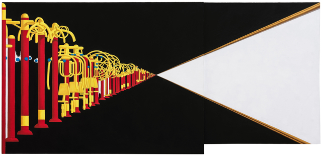 , 'View II,' 2016, Mai 36 Galerie