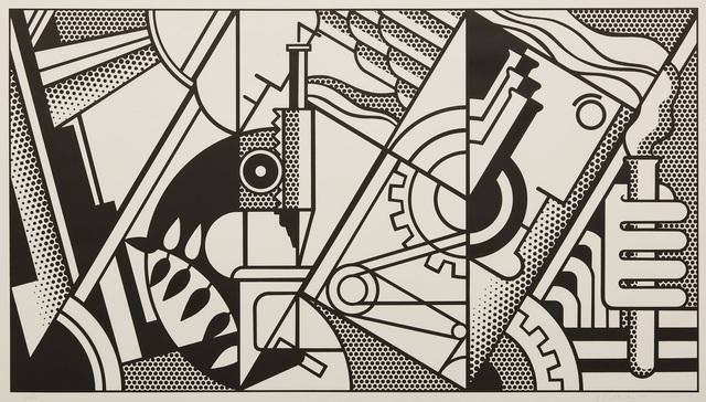 Roy Lichtenstein, 'Peace Through Chemistry III', 1970, Phillips