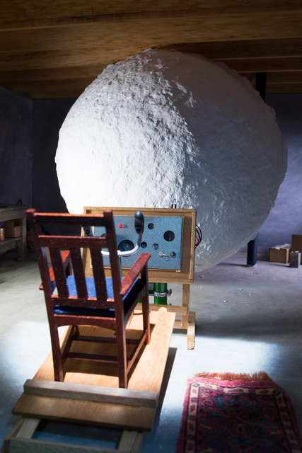 Bill Finger, 'Simulator', 2013, Circuit Gallery