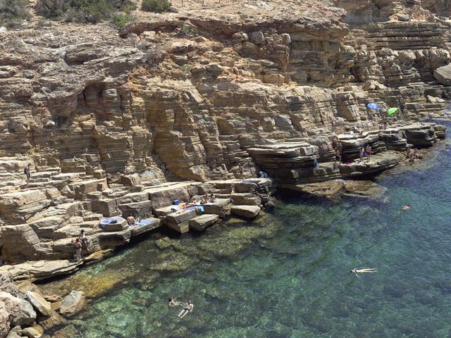 , 'Cala Llosa South, Ibiza,' 2016, Benrubi Gallery