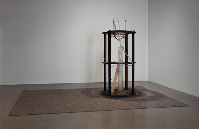 , 'Time Granule Generator,' 2016, Honor Fraser