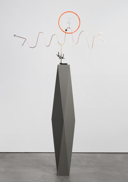 , 'Z-Boson (Higgs),' 2014, Galerie Guido W. Baudach