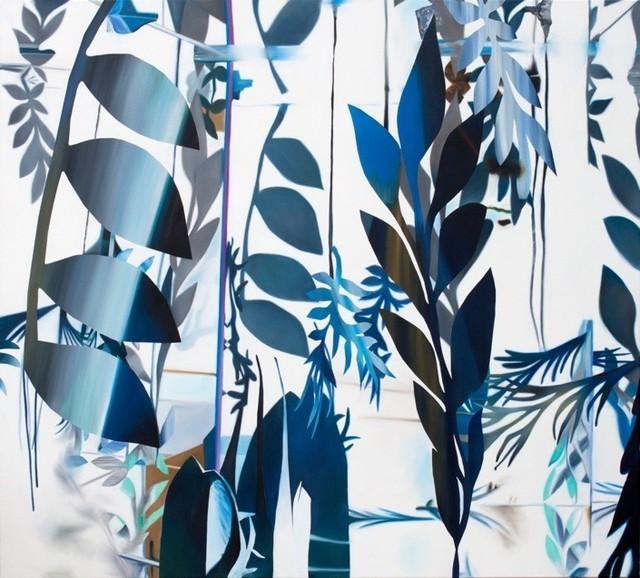 , 'La Bleu,' 2016, Winsor Gallery