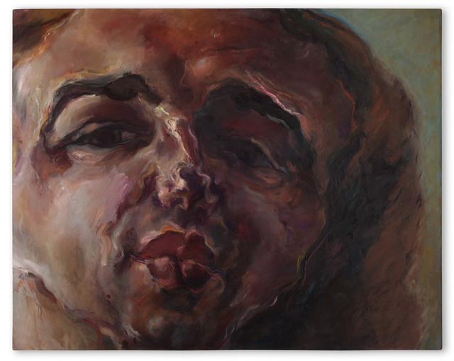 , 'Face landscape - Parisian head,' , Galerie Michael Hasenclever