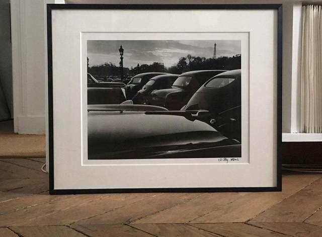 Willy Ronis, 'Place de la concorde, Paris 1952', 1995, Barter Paris Art Club