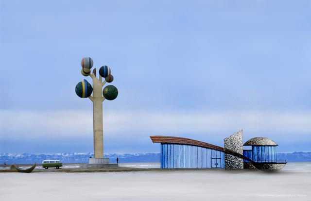 , 'Tree of Utah Karl Momen Museum,' , Paul Fisher Gallery