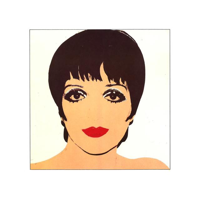 Andy Warhol, 'Liza Minnelli', 1979, Print, Lithograph, White Cross