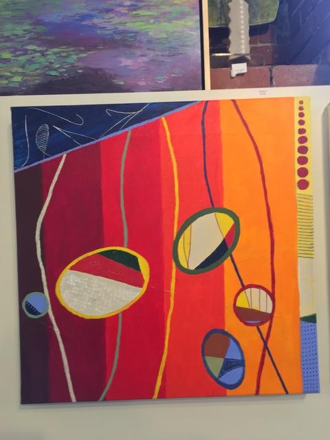 , 'Vibrations ,' ca. 2013, L'Attitude Gallery