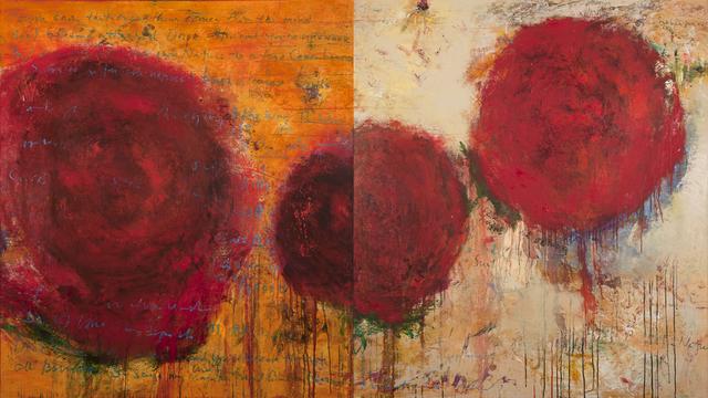 , 'Dogen's Roses,' , ÆRENA Galleries and Gardens