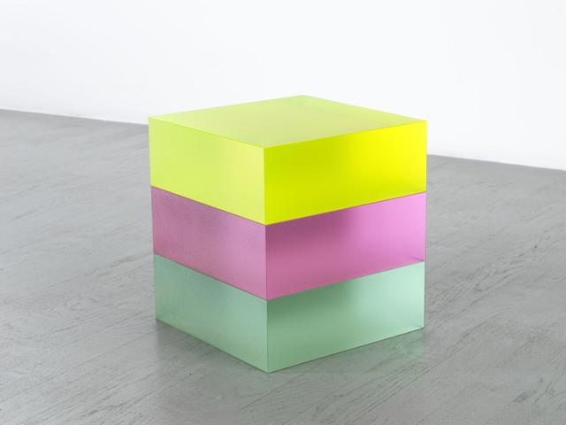 Ann Veronica Janssens, 'Candy Sculpture 110-600-805/2', 2013-2018, Alfonso Artiaco