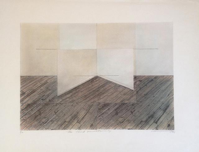 , 'The Third Simultaneity,' 1977, Galeria Jaqueline Martins