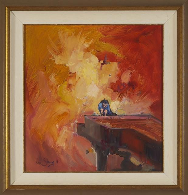 Ken Strong, 'Chopsticks', 2012-2014, Wentworth Galleries