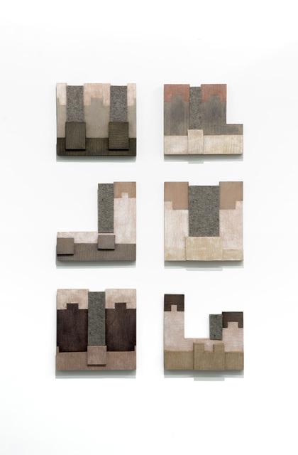 , 'Brunswick E (11-16),' 2015, Proto Gallery