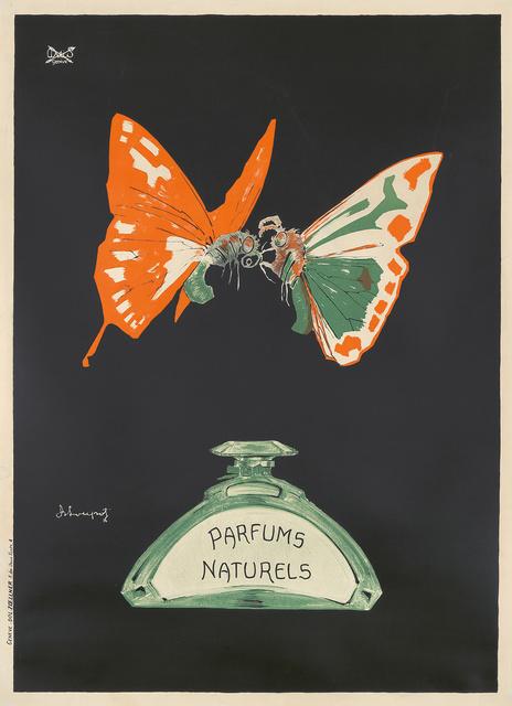 Charles Loupot, 'Parfums Naturels / Butterflies.', 1916, Rennert's Gallery