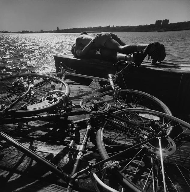 Arthur Tress, 'Bike Lovers, NY', 1978, ClampArt
