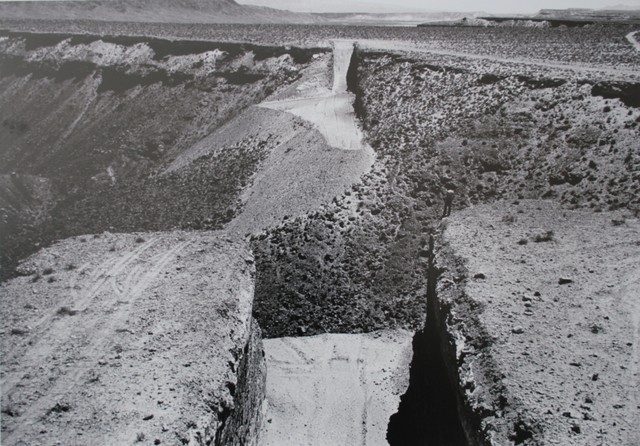 , 'Michael Heizer: Double Negative,' 1969, Repetto Gallery