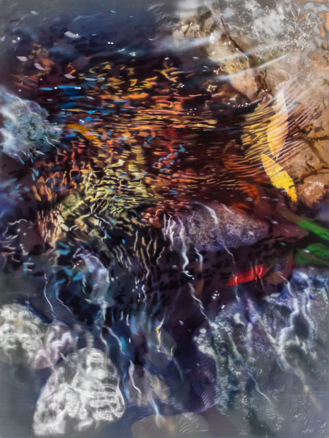, 'Rhythm Splendor,' 2016, Bentley Gallery