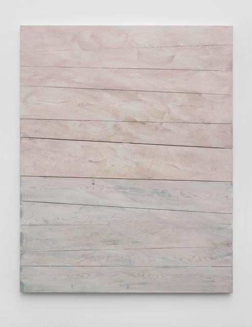 Hu Xiaoyuan, 'Wood / Rift No. 14', 2019, Beijing Commune