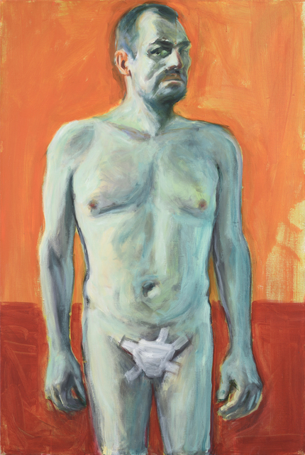 , 'Self Portrait with Cut Penis. Homage to Van Gogh,' 2015, Temnikova & Kasela