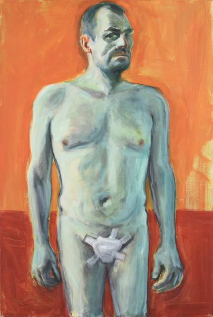 , 'Self Portrait with Cut Penis. Homage to Van Gogh,' 2015, Temnikova & Kasela