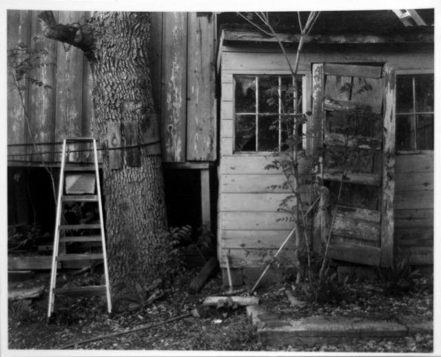 , 'Dick's Barn Sierra Ancha, Arizona, USA, 1985,' Vintage, Utópica