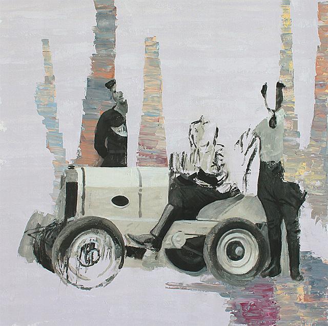 , 'We Have Arrived,' 2014, Luciana Caravello Arte Contemporânea
