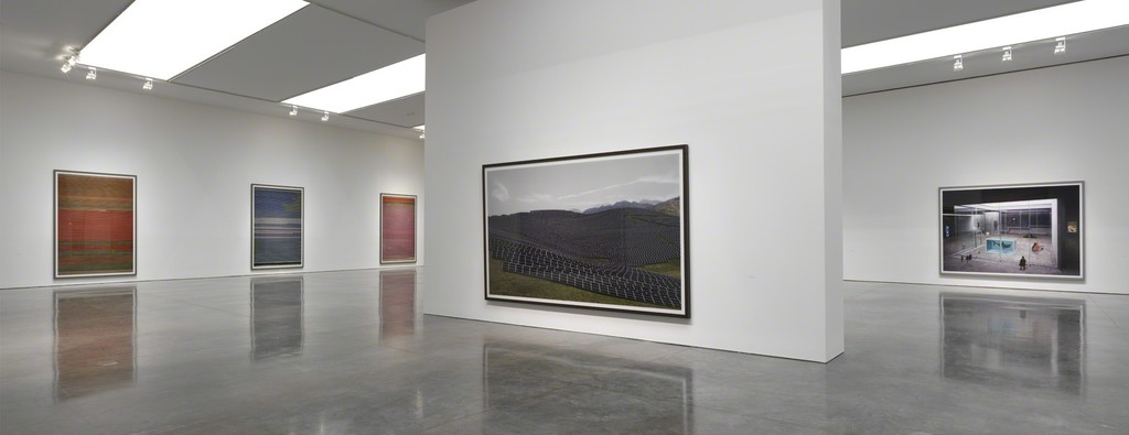 © Andreas Gursky / 2016 Artists Rights Society (ARS), New York / VG Bild-Kunst, Bonn. Photo by Rob McKeever. Courtesy Gagosian.