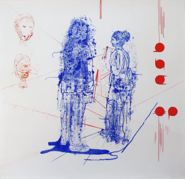 , 'Atonal Group, Cannareggio 7,' 2014, Dominik Mersch Gallery