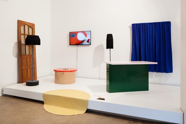 , 'Dance La Maison,' 2015, Roehrs & Boetsch
