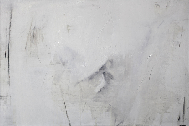Sid Watters, 'Windswept (After Bernini)', 2018, Painting, Oil on Canvas, Aux Gallery