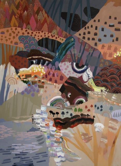 , 'Life Brick Look Left,' 2019, Madrona Gallery