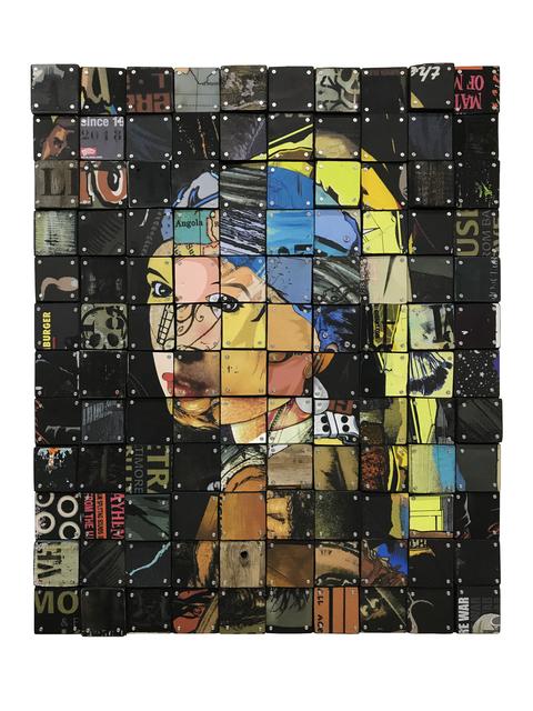 , 'This Is Not A Vermeer,' 2018, Snow Pearl Art Gallery
