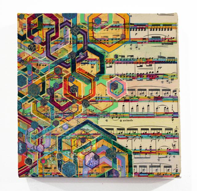 Andrew Chalfen, 'Schumann Overwhelmed ', 2013, Philadelphia's Magic Gardens