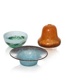 a glass bowl, shape AF