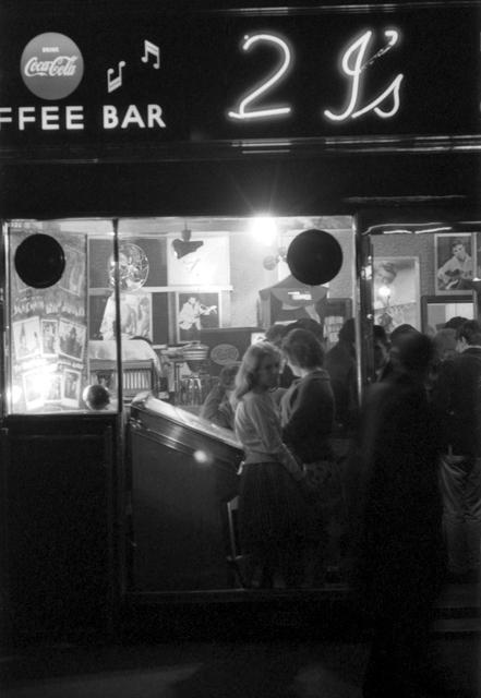 , 'The 2i's Coffee Bar, Old Compton Street, Soho, London,' 1964, Gallery Vassie