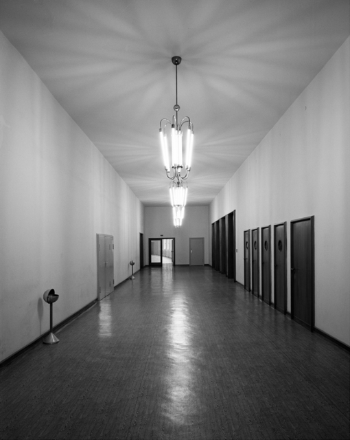 , 'Central Vestibule, The Workers' Accident Insurance Institute, Na Poříčí 7, Prague,' 2016, Benrubi Gallery