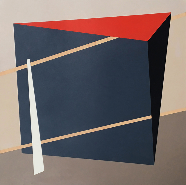, 'Is Not Parallel To No. 4,' 2014, 203 Fine Art