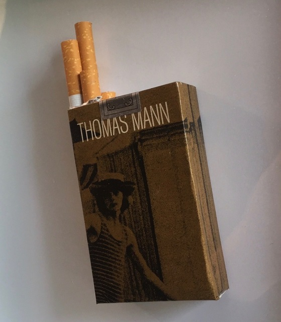 Peter Wüthrich, 'Literary smoke', 2016, Sebastian Fath Contemporary