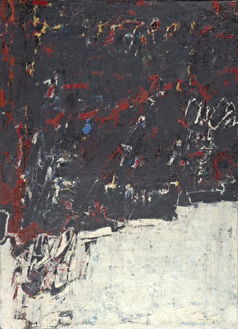 , 'Untitled (56-20),' 1956, Berry Campbell Gallery