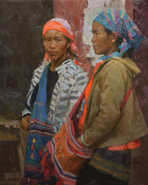 , 'Friendship,' 2016, Trailside Galleries
