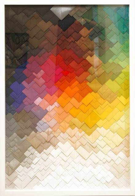 , 'Triangles #18,' 2018, Galerie Art Jingle