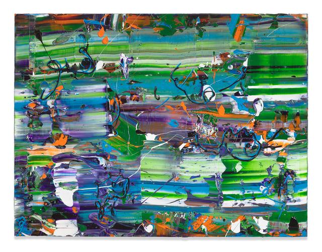 , 'Glow Time,' 2019, Miles McEnery Gallery