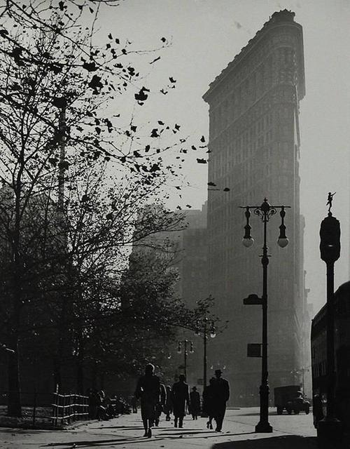 Harold Roth, 'Flatiron Building', 1946, Elizabeth Clement Fine Art
