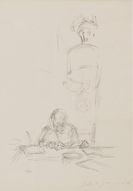 , 'Mère Lisant I,' 1965, Jules Maeght Gallery