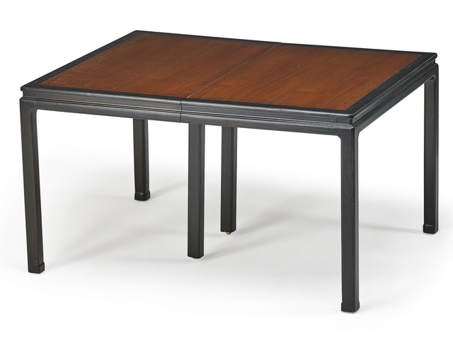 Edward Wormley, 'Dining table, Berne, IN', 1950s, Rago