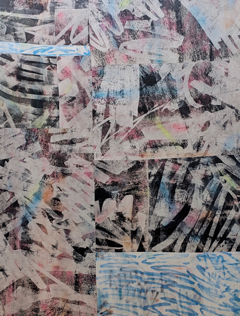 Ralph Hunter-Menzies, 'Forgotten Forest ', 2017, The Dot Project