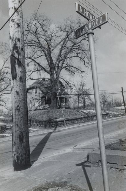 Lee Friedlander, 'Akron, OH from Factory Valleys, 1979-1980', Hindman