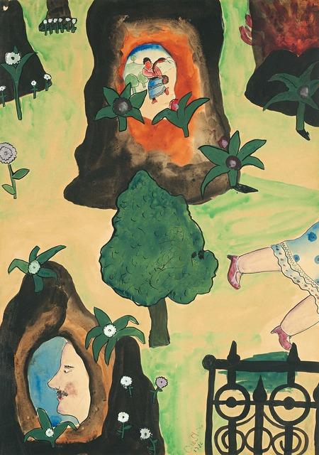 , 'Ignorado Momento,' 1926, Simões de Assis Galeria de Arte