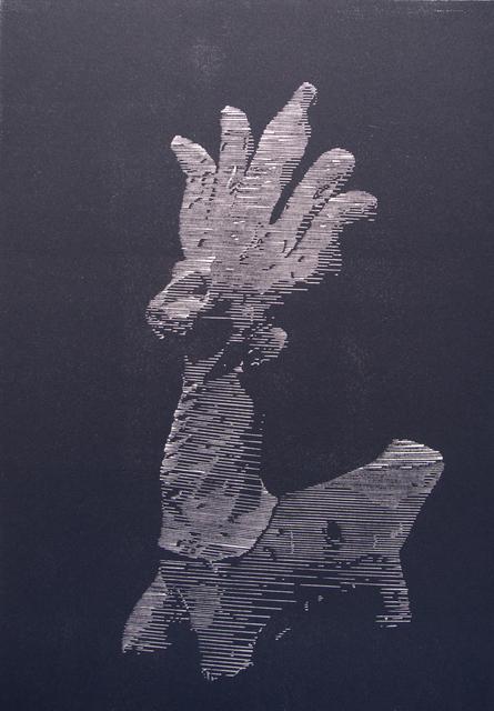 , 'Untitled (Fetisch),' 2014, Galerie Kleindienst