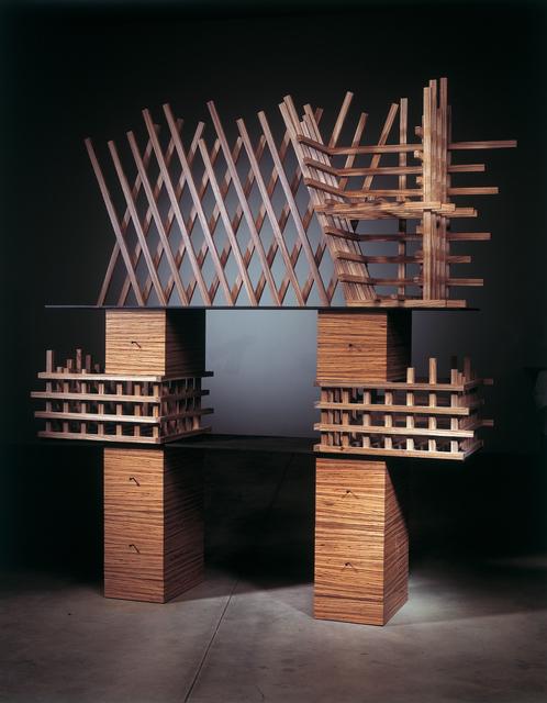 , 'Cabinet no. 79,' 2006, Friedman Benda